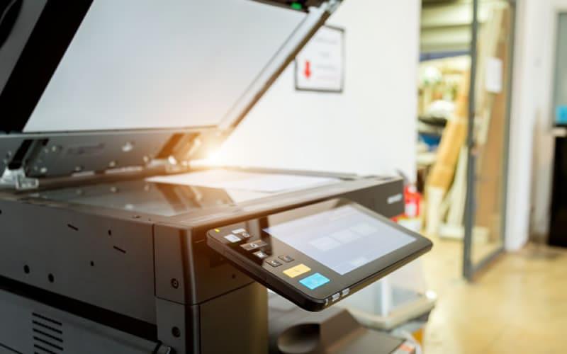 Empresas conseguem reduzir gastos com a locação de impressoras